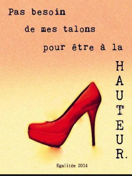 Affiche Pour La Journée De La Femme la communauté beauté - citations pour la journee de la femme - la